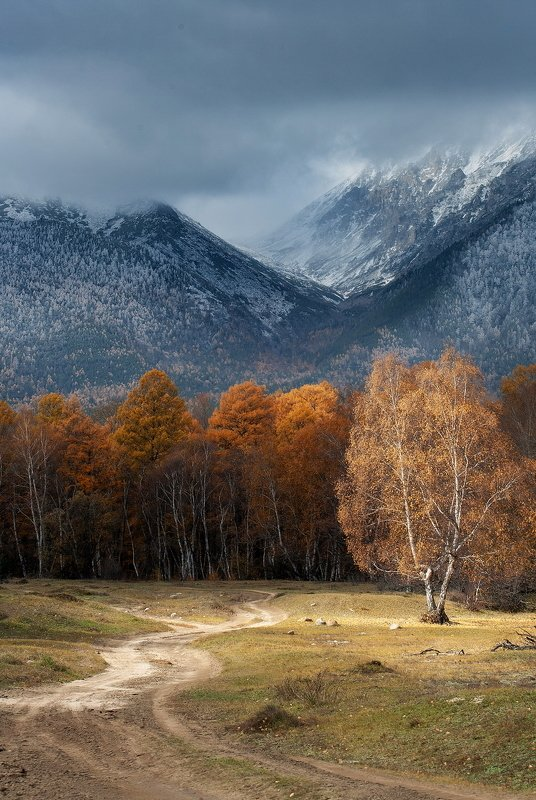 Осень. Баргузинская долинаphoto preview
