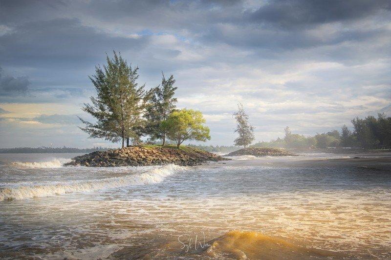 Beach Tg. Batu Morningphoto preview