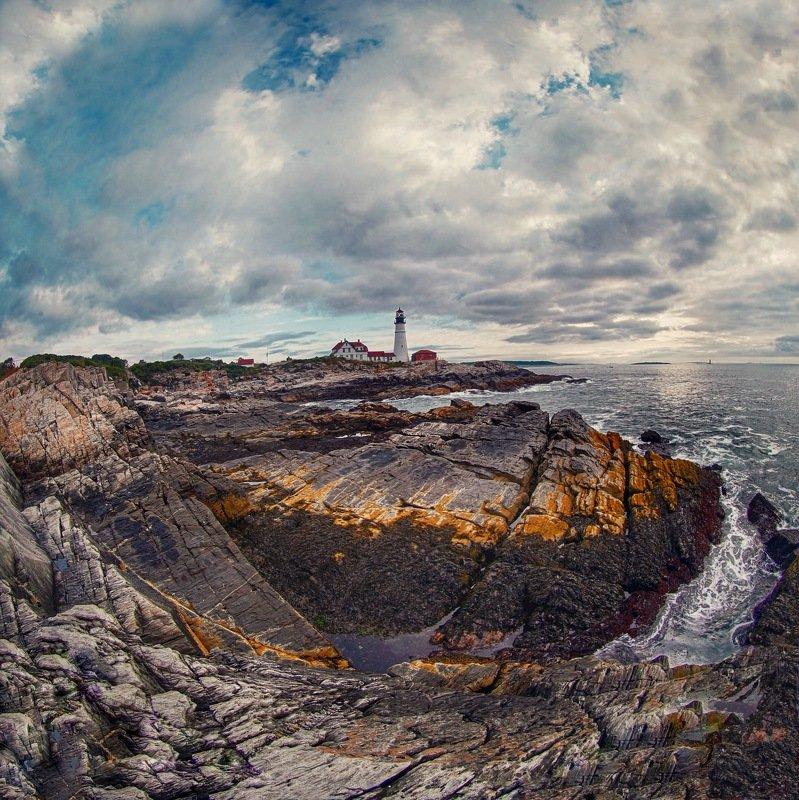 Пейзаж, маяк, RomanMordashevPhotography  Маякphoto preview