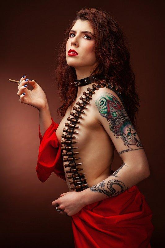 брайан виверос brian viveros сигарета девушка лента По мотивам образов Брайана Вивероса (Brian M. Viveros)photo preview
