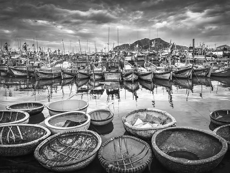 Vietnam Fishing Villagephoto preview