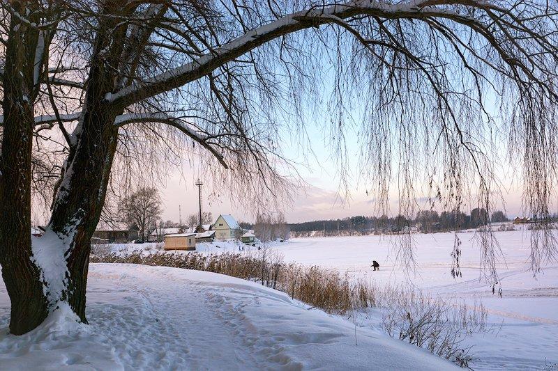 О зимней рыбалкеphoto preview
