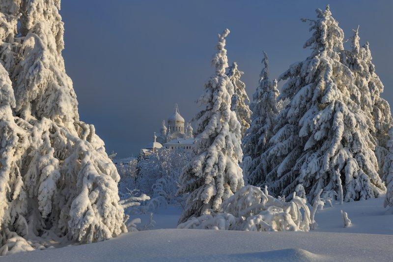 Белогорье Свет Белой горы...photo preview
