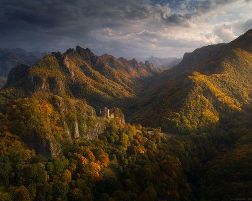 Осень Кавказа