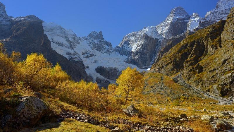 горы осень узункол Осень в Узунколеphoto preview