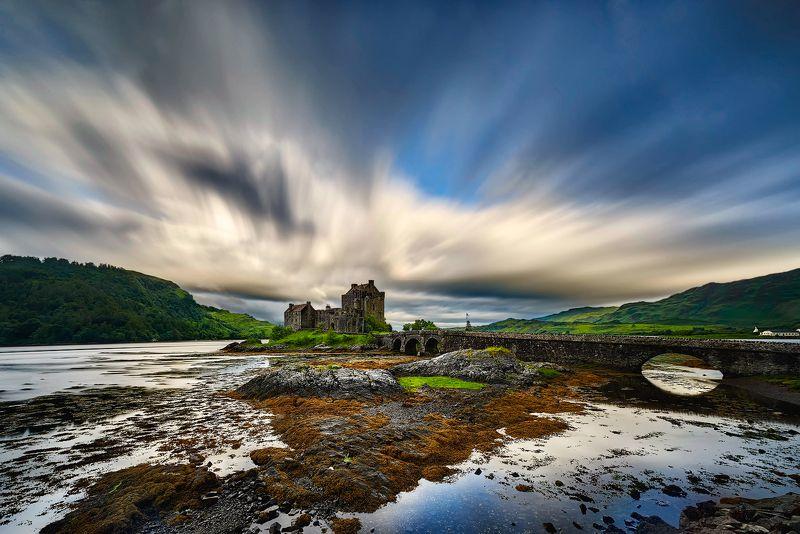 landscape Eilean Donan Castlephoto preview