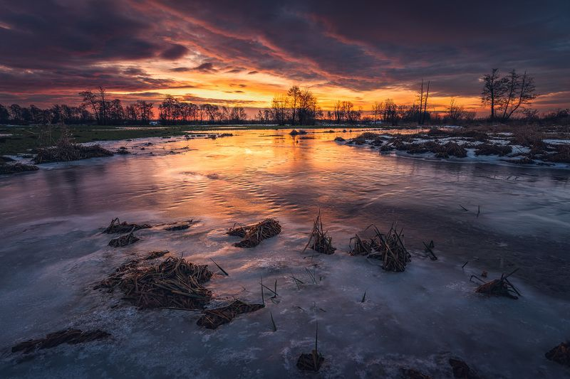 Mroga river backwatersphoto preview