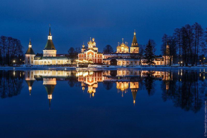 иверский монастырь, валдай Иверский монастырьphoto preview