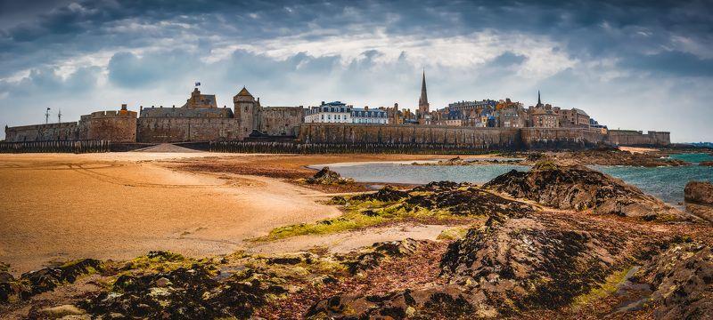 город, крепость Saint Malophoto preview