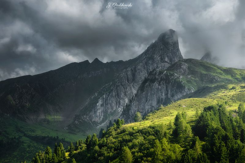 Summer in Dolomitesphoto preview