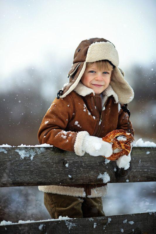 фотограф, детские фото, детские портреты, красивые фото зимние фотоphoto preview