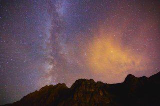 Stars — Night — Perseids