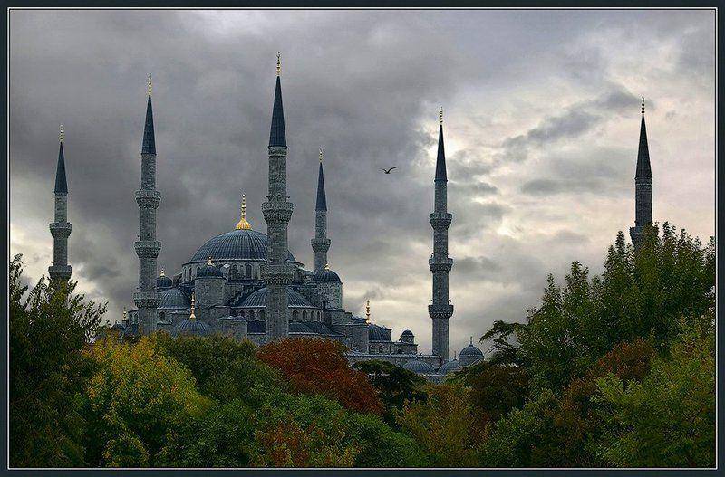 Голубая мечетьphoto preview