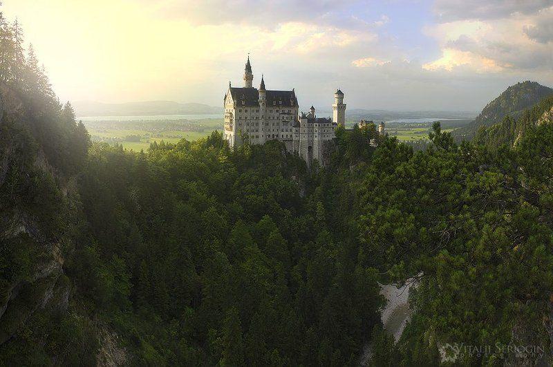 Сказочный замокphoto preview