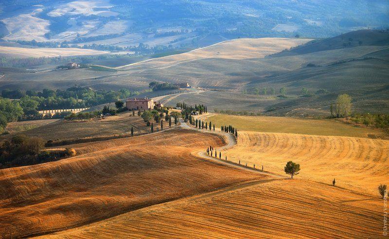 Тосканский мотивphoto preview