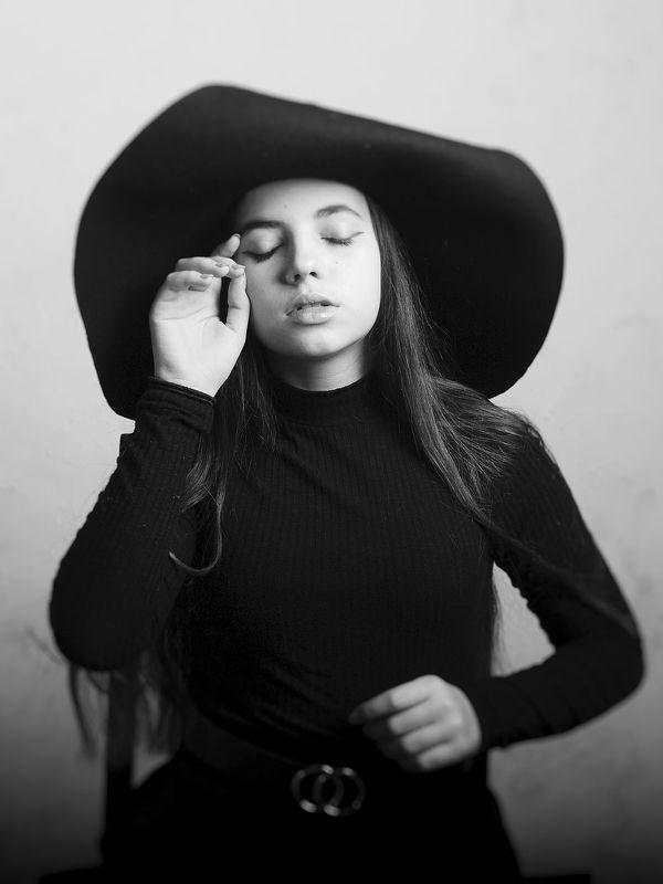чб, портрет жанровый портрет photo preview