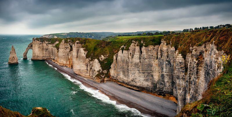 скалы, океан побережьеphoto preview