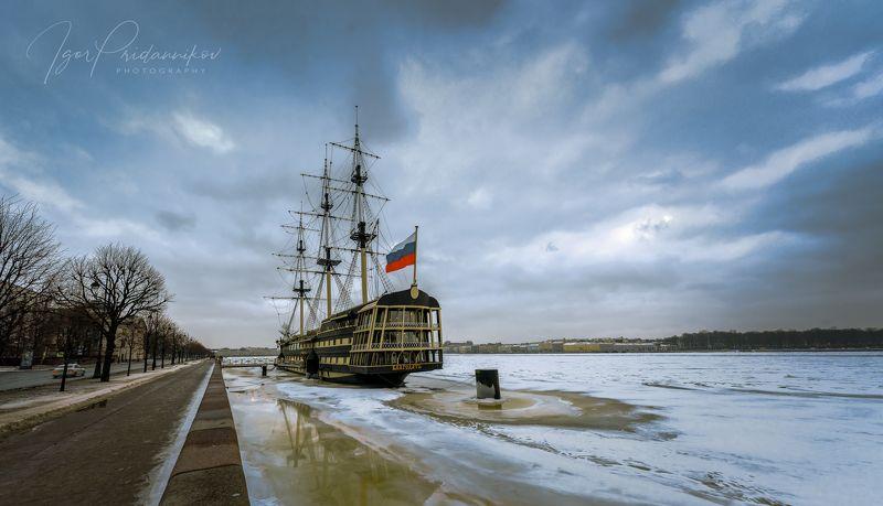 В Петербурге - оттепельphoto preview