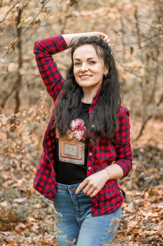 фотограф Лисичанск, Лисичанск, женский портрет, портрет, семейный фотограф, осень, Оксанаphoto preview
