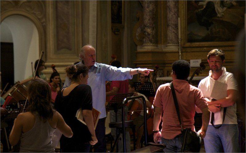 Репетиция оркестраphoto preview