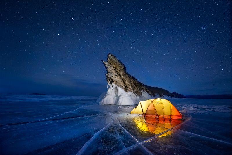 Россыпь звезд над Огоем.photo preview