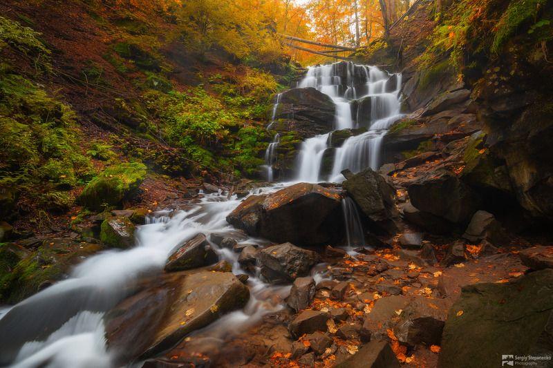 Водопад Шипотphoto preview