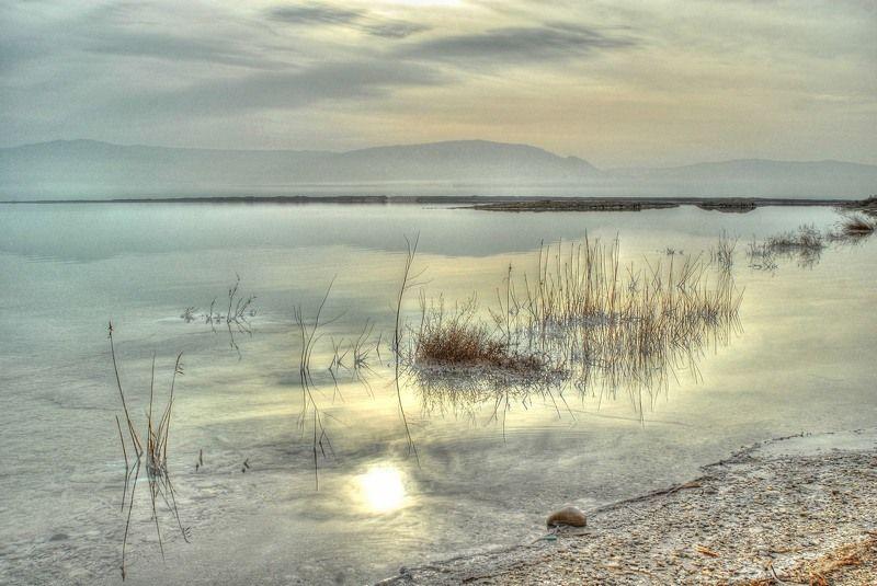 The Dead Sea,Sunrisephoto preview