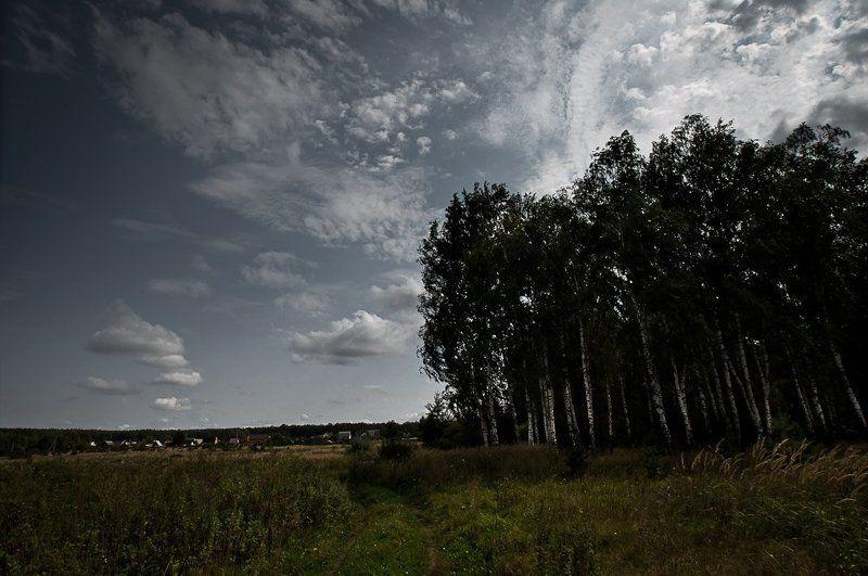 Дачно-деревенские дорогиphoto preview