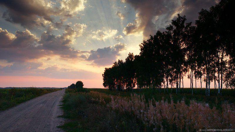 Теплый вечерphoto preview