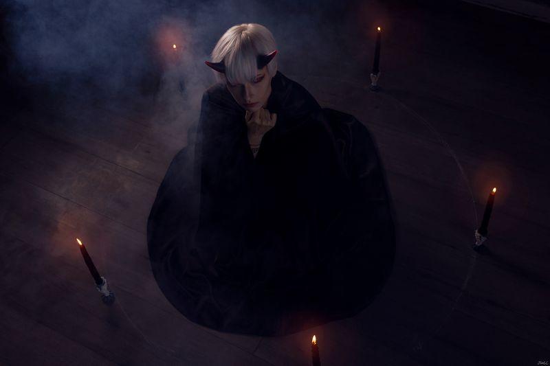 magica, devil, evil, cosplay The Devilphoto preview