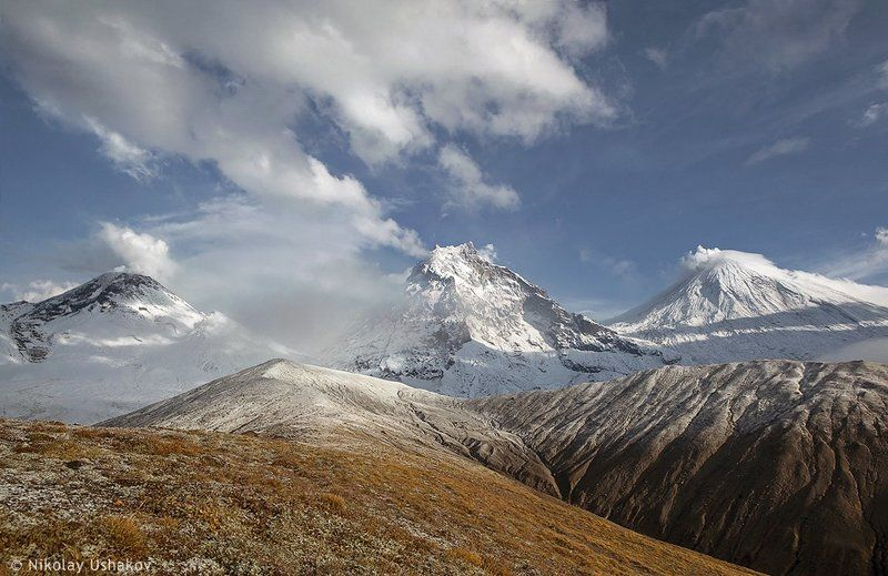 Три вулканаphoto preview