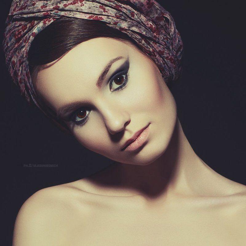 Canon, Closeup, Портрет девушки Портрет милой Настиphoto preview