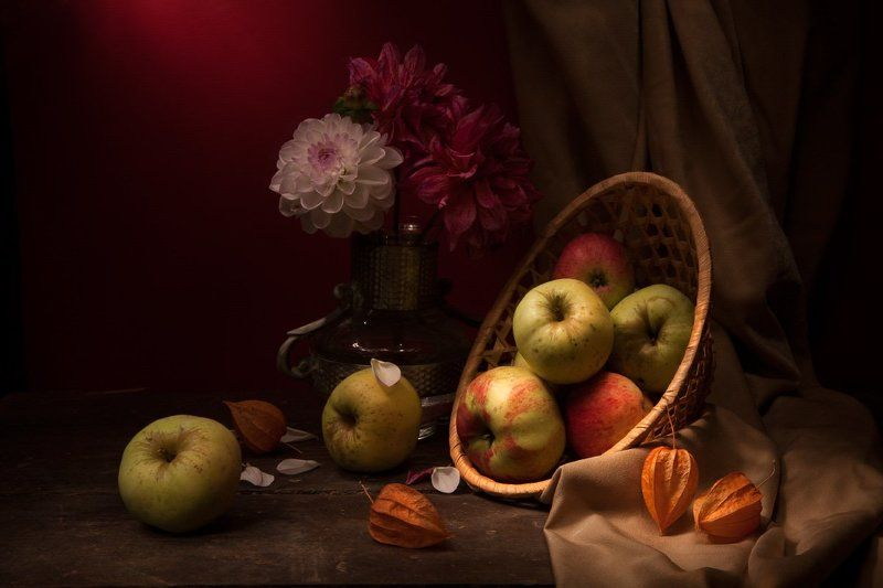 Дачные яблокиphoto preview