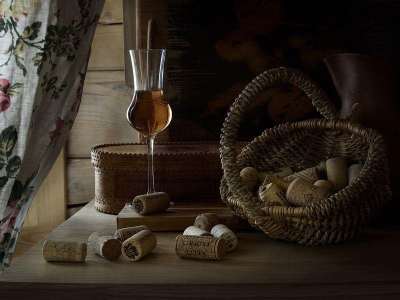 Рюмка вина.photo preview