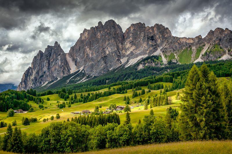 горы, альпы подphoto preview