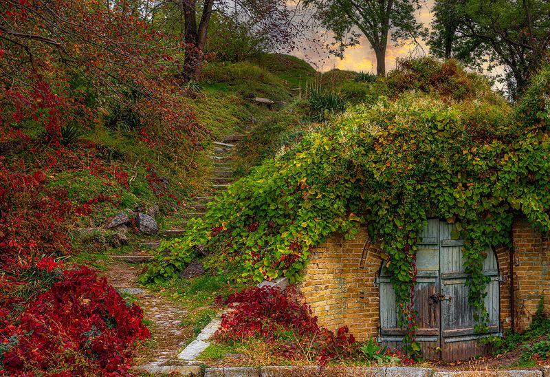 landscape, пейзаж,  природа, в гостях у хоббитовphoto preview