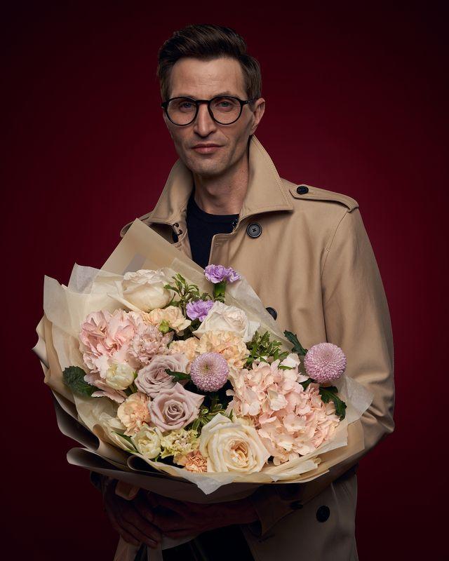 дворник, уфа, реклама, цветы, студия Юра-дворникphoto preview