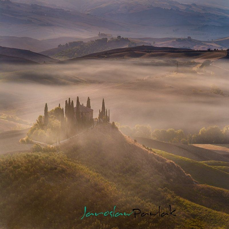 Tuscany, Belvederephoto preview