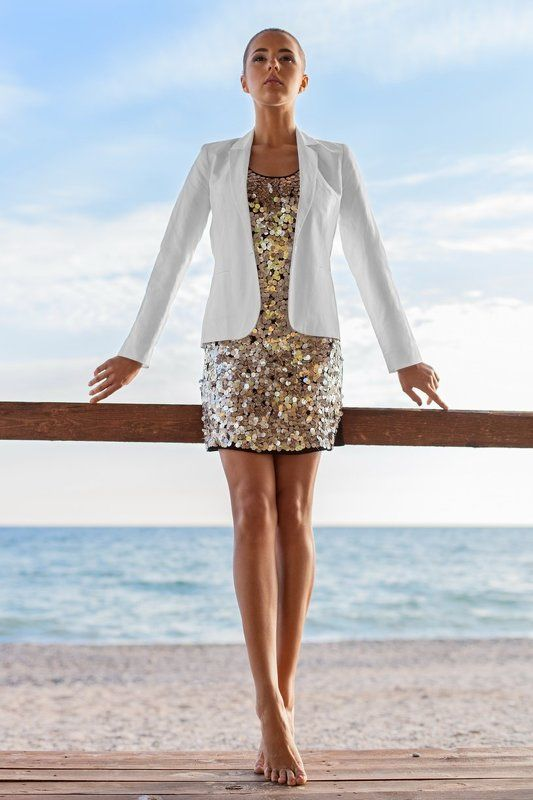 girl,sexy,posing,sea,dress Cocophoto preview