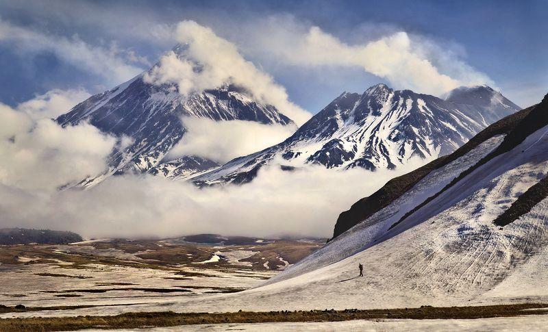 камчатка, вулкан, ключевской, камень, Невероятная Камчатка...photo preview