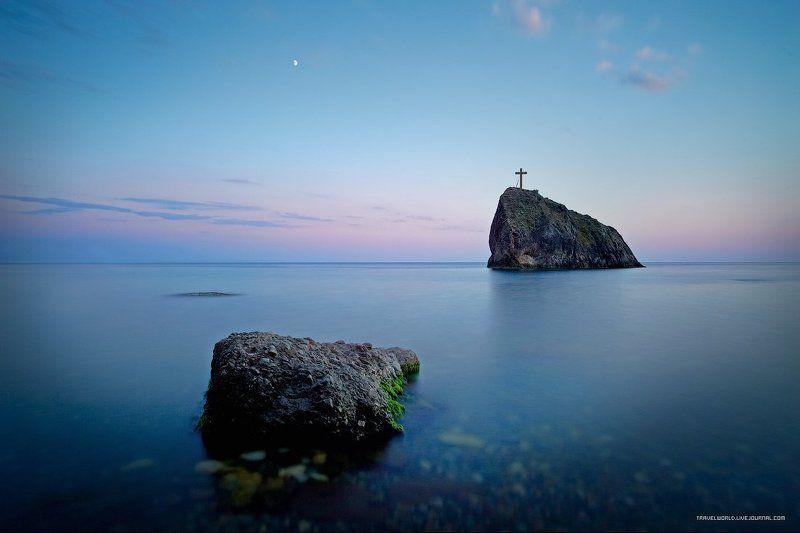 пейзаж, море Fiolentphoto preview