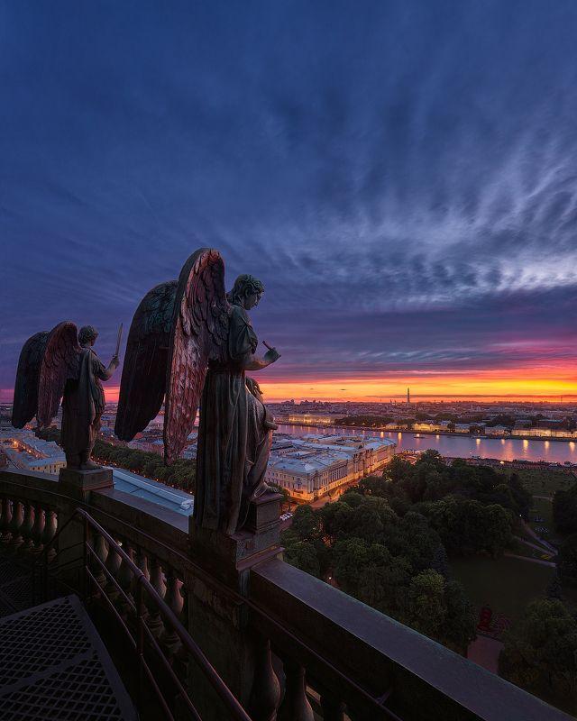 санкт-петербург Ангелыphoto preview