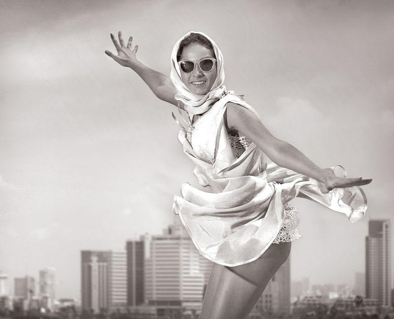 владимир вольф кирилин, vladimir volf kirilin, солнечный день в яффо Из серии: Солнечный день в Яффоphoto preview
