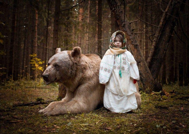 Машаи медведьphoto preview