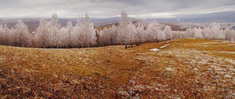 Осень на Лысой гореphoto preview