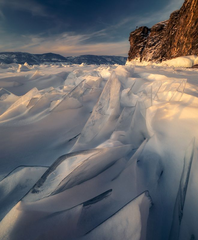 торосы, байкал, зима, пейзаж, природа, лед, baikal Торосы Байкалаphoto preview