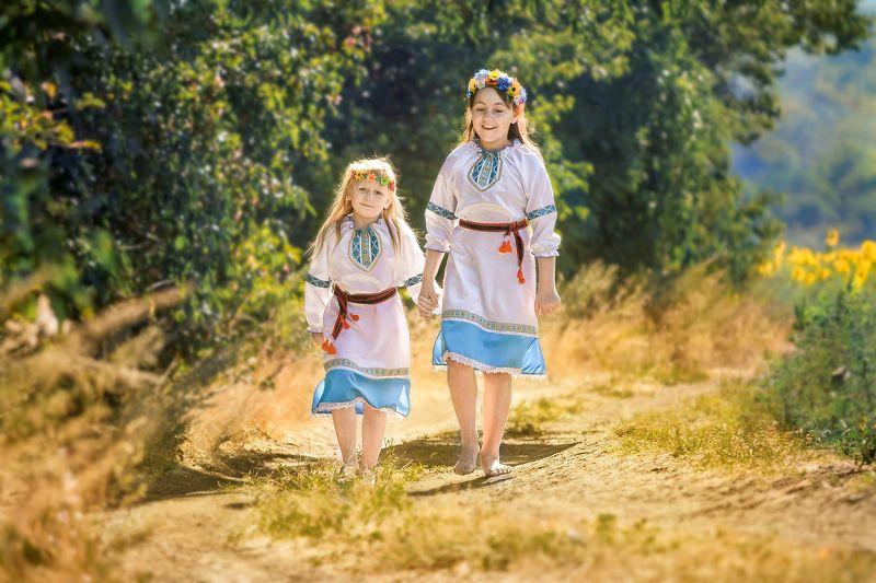 фотограф Лисичанск, Лисичанск, детский портрет, портрет, детский фотограф, лето, Летняя прогулкаphoto preview