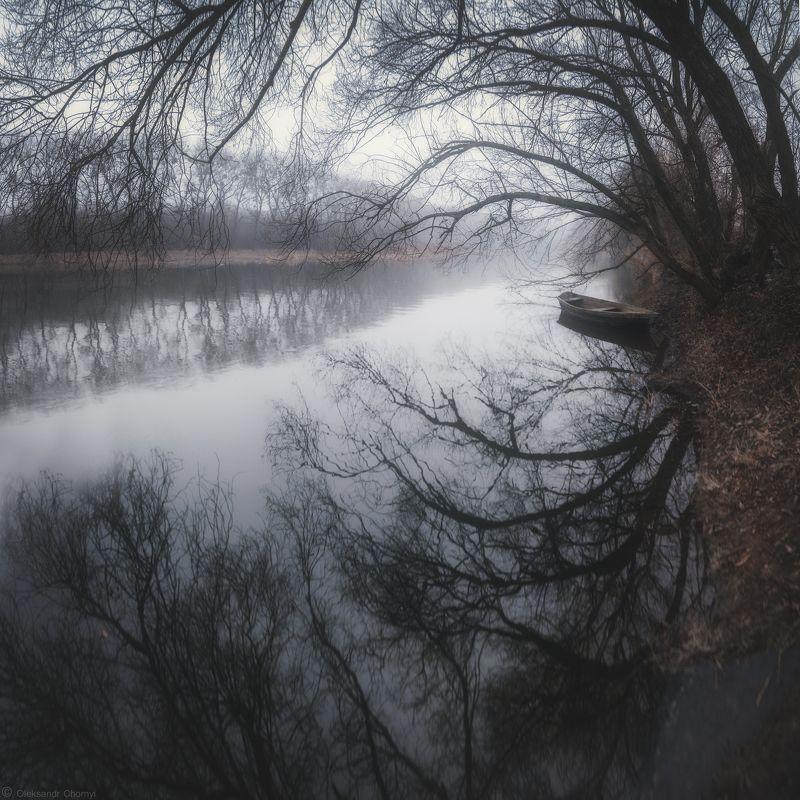 украина, коростышев, природа, река тетерев, безмолвие, тишина, жизнь, весна, вдохновение, отражение, лодка, деревья, фотограф чорный, \
