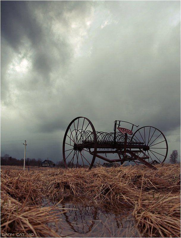 Деревенская колесницаphoto preview
