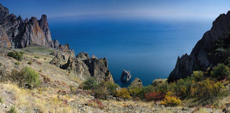 Золотые ворота, Кара-Даг, Крым photo preview